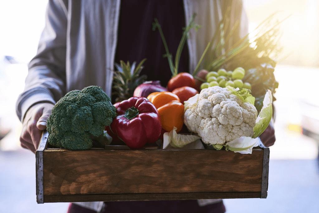 Consegna verdure biologiche modena