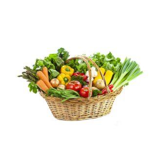 Cassetta pinzimonio (sedano, carote, finocchi) azienda agricola radici felici